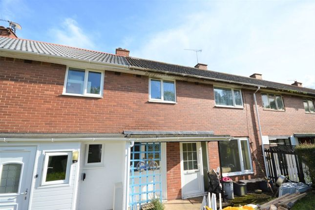 Thumbnail Terraced house to rent in Stoke Hill Crescent, Exeter