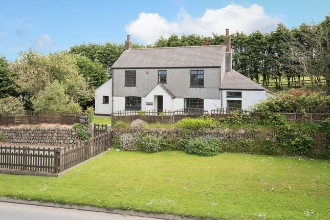 Thumbnail Farmhouse for sale in Sandy Lane, Redruth