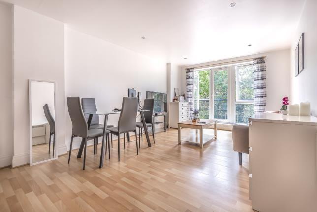 2 bed flat for sale in Royal Quarter, Kingston Upon Thames, Surrey KT2