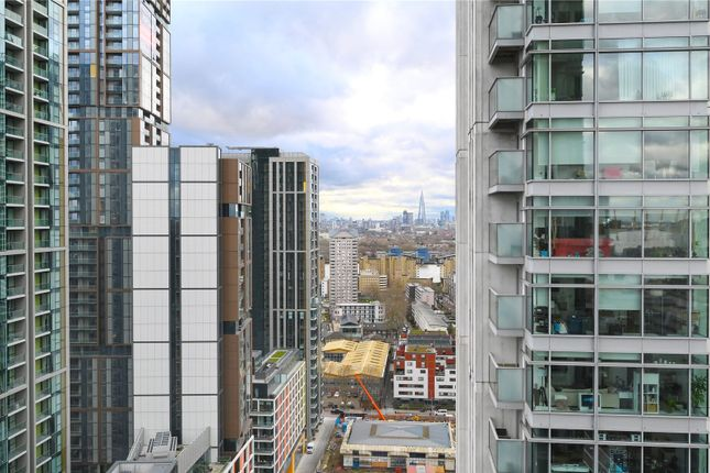 View West of Pan Peninsula Square, London E14