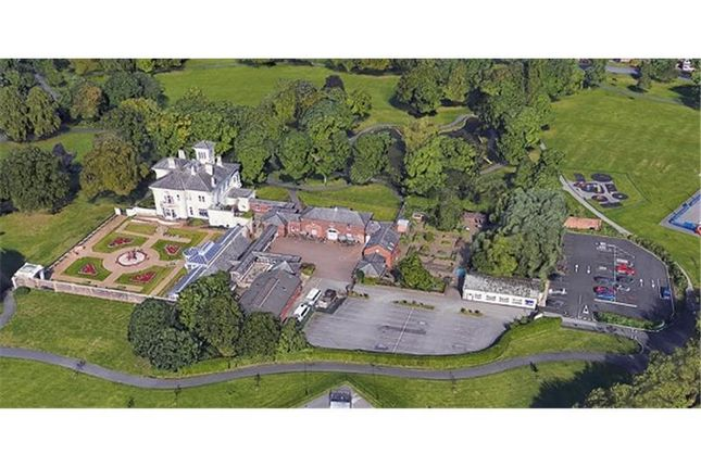 Thumbnail Office for sale in The Mansion House, Victoria Park, City Road, St Helens, North West