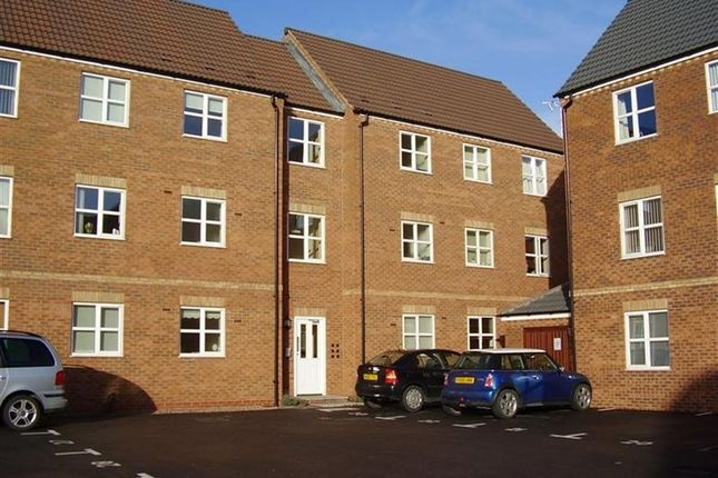 Thumbnail Flat to rent in Thompson Court, Chilwell