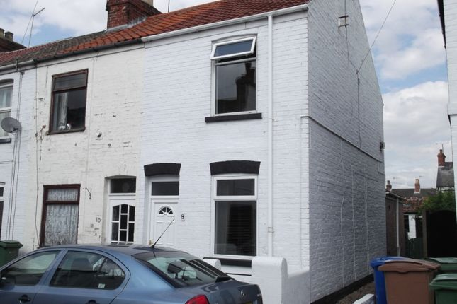 Thumbnail End terrace house to rent in Norwood Grove, Beverley