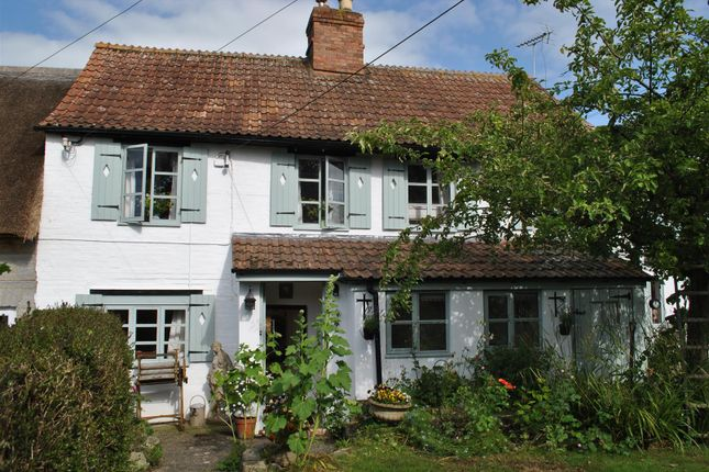 Thumbnail Semi-detached house for sale in Greenway, North Curry, Taunton