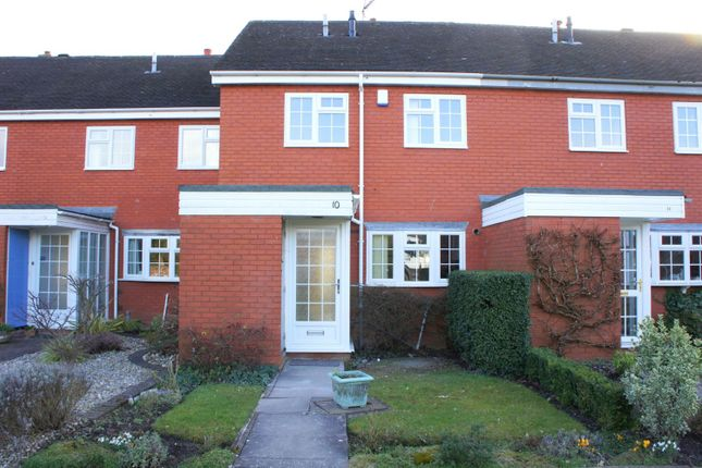 Thumbnail End terrace house to rent in Cook Close, Knowle