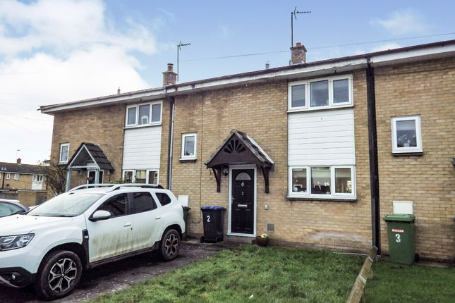 2 bed terraced house to rent in Lindsay Walk, Southam, Warwickshire CV47