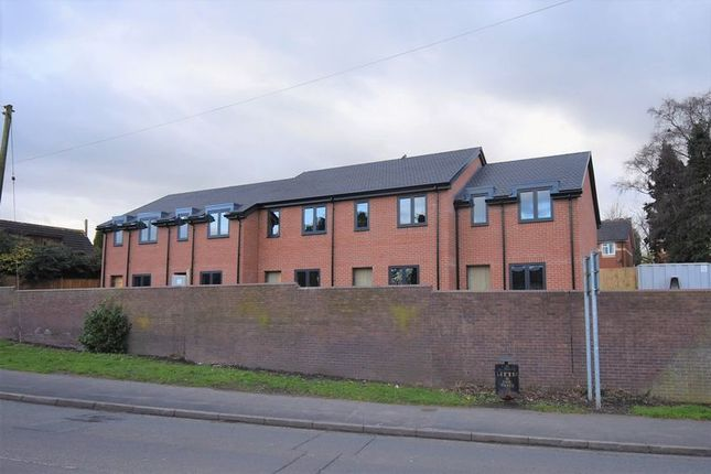 Thumbnail Terraced house for sale in 1-5 Michaels Terrace, Waterloo Road, Hadley, Telford