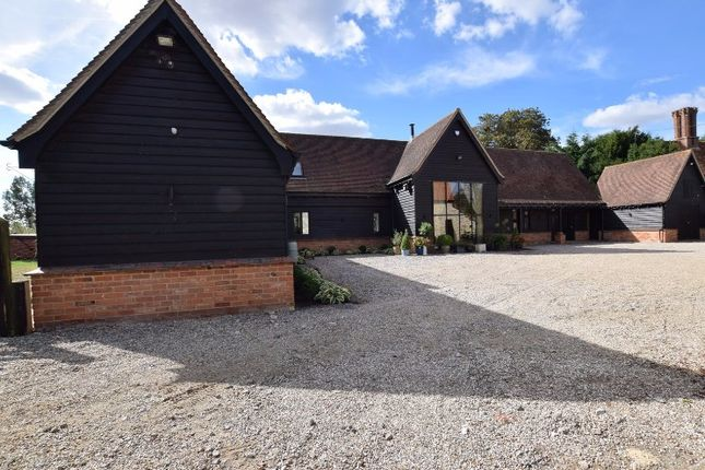 Thumbnail Barn conversion for sale in The Street, Cressing