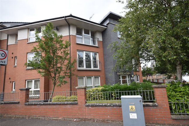Thumbnail Flat for sale in Holmston Gardens, Ayr, South Ayrshire