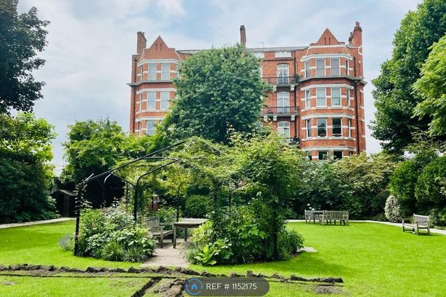 Thumbnail Flat to rent in Kensington Mansions, London