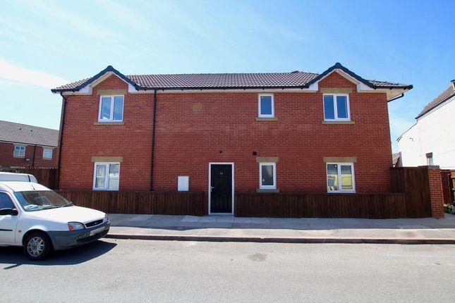 Thumbnail Flat to rent in Rawson Road, Liverpool