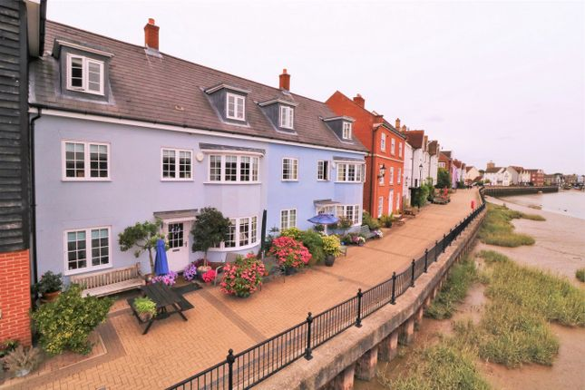 Thumbnail Town house for sale in West Quay, Wivenhoe, Colchester, Essex