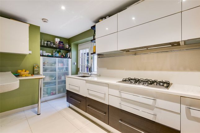 Kitchen of St. Quintin Avenue, London W10