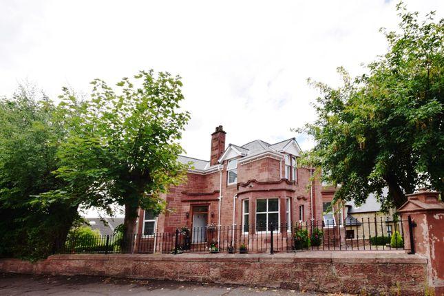 Thumbnail Detached house for sale in Lefroy Street, Blairhill, Coatbridge