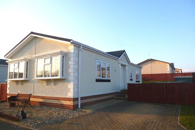 Thumbnail Mobile/park home for sale in Seaview Park Homes, Easington Road, Hartlepool