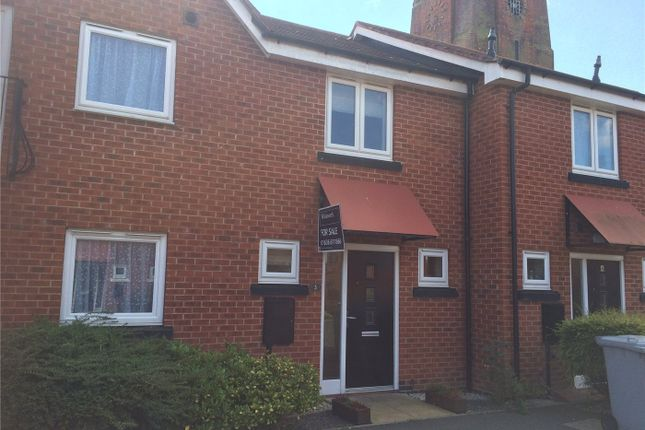 Terraced house for sale in Parsons Close, Fernwood, Newark