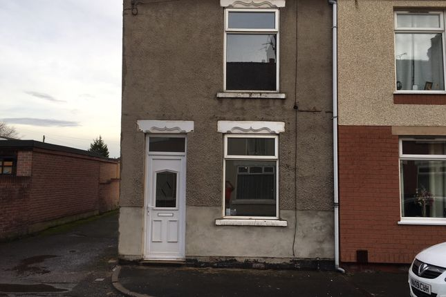 Thumbnail End terrace house to rent in New Street, Bentley