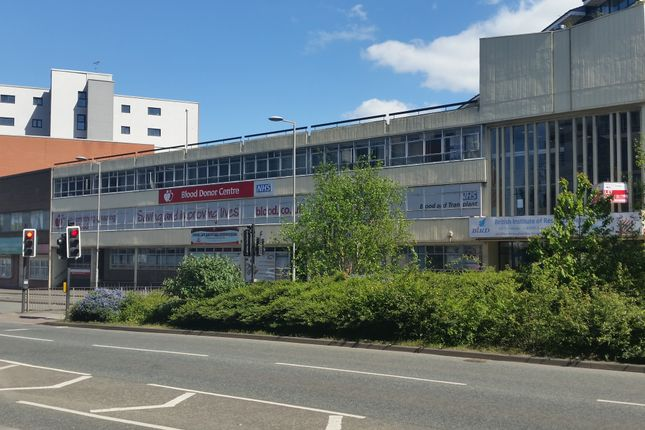 Thumbnail Office to let in Vaughan Way, Leicester