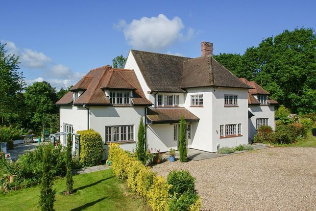Thumbnail Country house for sale in Wadd Lane, Snape, Saxmundham