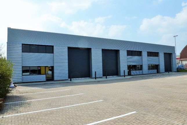 Thumbnail Warehouse to let in 12c Western Centre, Western Road, Bracknell, Berkshire