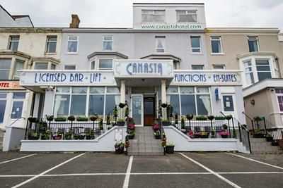 Photo of The Canasta Hotel, 288-290 Promenade, Blackpool, Lancashire FY1