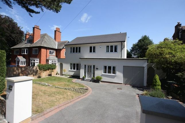 Thumbnail Detached house for sale in Prospect Road, Prenton, Wirral