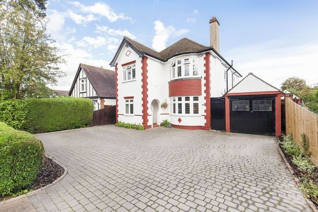 Thumbnail Detached house for sale in Baker Street, Potters Bar