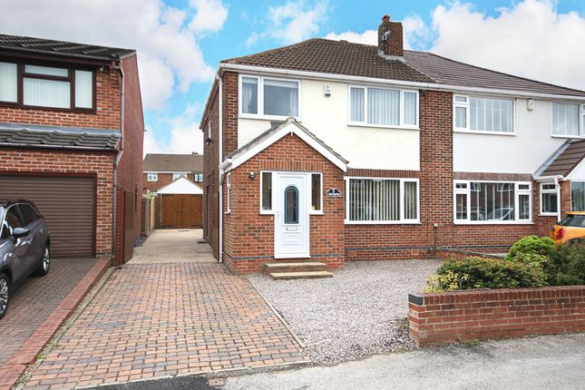 3 bed semi-detached house to rent in Tortmayns, Todwick, Sheffield S26