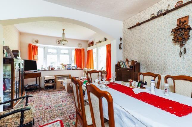 Dining Room of Douglas Avenue, Carlton, Nottingham, Nottinghamshire NG4