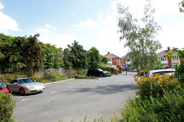 Parking of Holme Oaks Court, Cliff Lane, Ipswich, Suffolk IP3