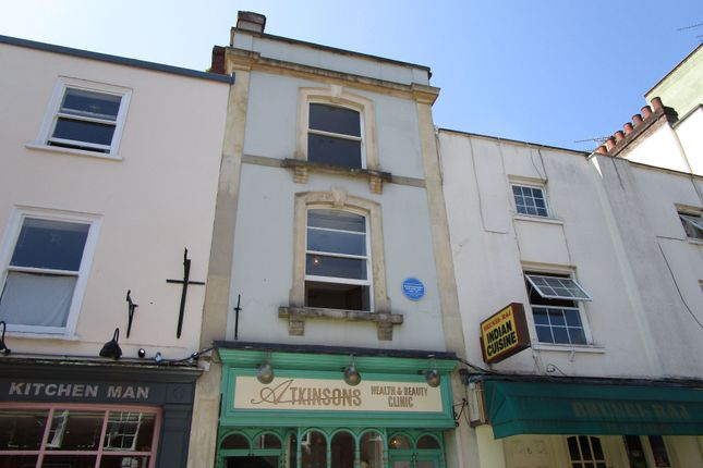 Thumbnail Maisonette to rent in Waterloo Street, Clifton, Bristol