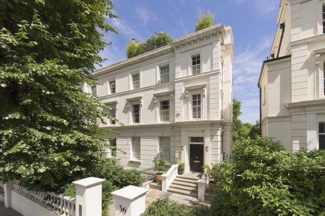 Thumbnail Semi-detached house for sale in Warwick Avenue, Little Venice, London