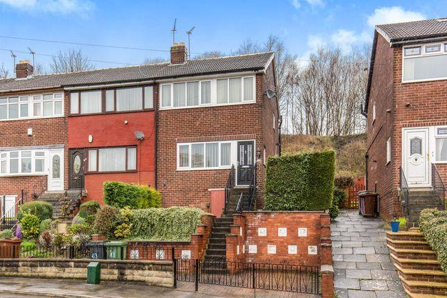 Thumbnail End terrace house for sale in Sunnyside Road, Bramley, Leeds