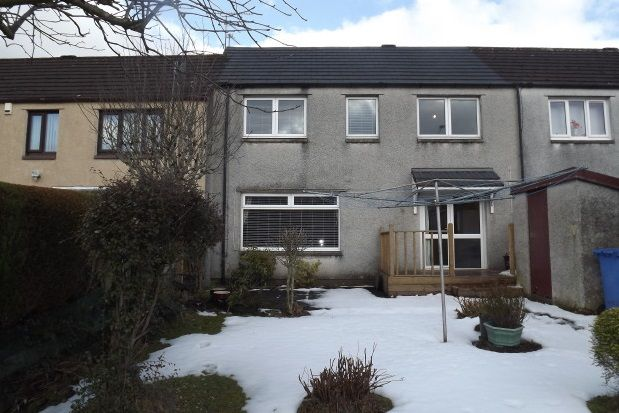 Thumbnail Terraced house to rent in Garvald Lane, Denny