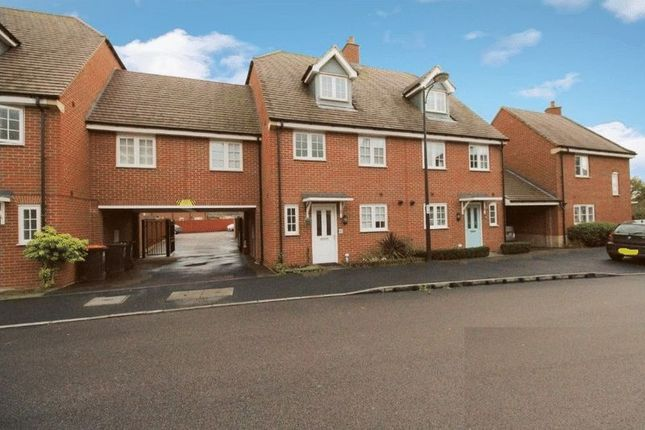 Thumbnail Town house for sale in Brooklands Avenue, Wixams, Bedford