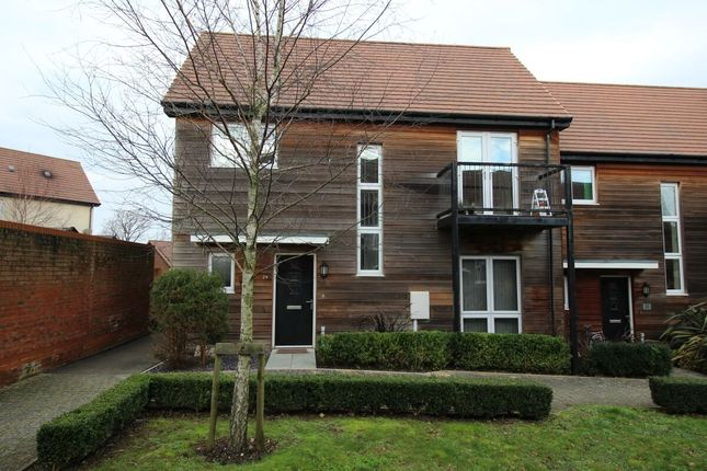 Thumbnail Semi-detached house for sale in Buttercup Drive, Polegate