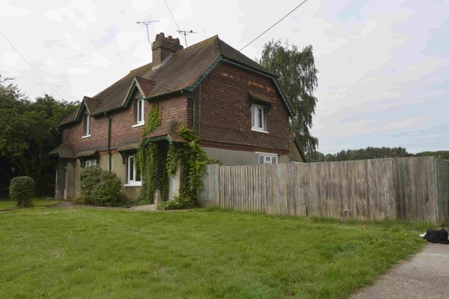 Thumbnail Terraced house to rent in New Cottages, Highsted, Sittingbourne, Kent