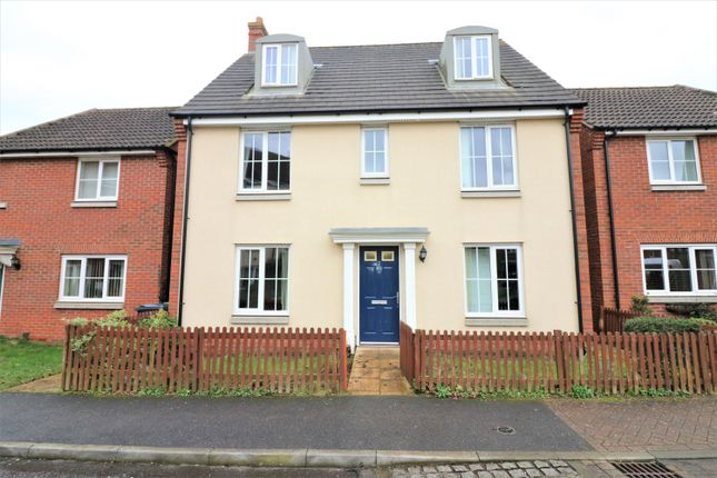 Thumbnail Detached house for sale in Cabinet Close, Dereham
