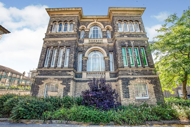 Thumbnail Flat for sale in Sidney House, Royal Herbert Pavilions, London