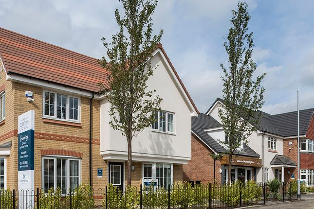 Thumbnail Detached house for sale in Rectory Lane, Standish, Wigan, Lancashire