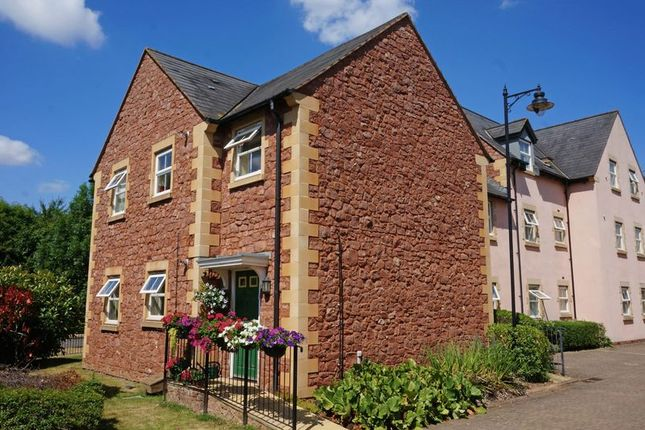 Thumbnail Flat for sale in Park View, Cotford St. Luke, Taunton