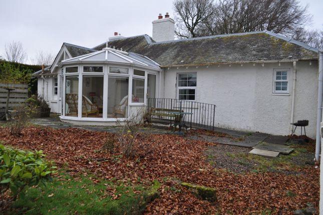 Thumbnail Bungalow to rent in Grange Dell Lodge, Near Penicuik, Midlothian
