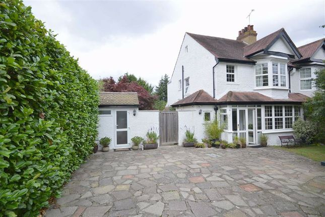 Thumbnail Semi-detached house for sale in The Chase, Coulsdon, Surrey