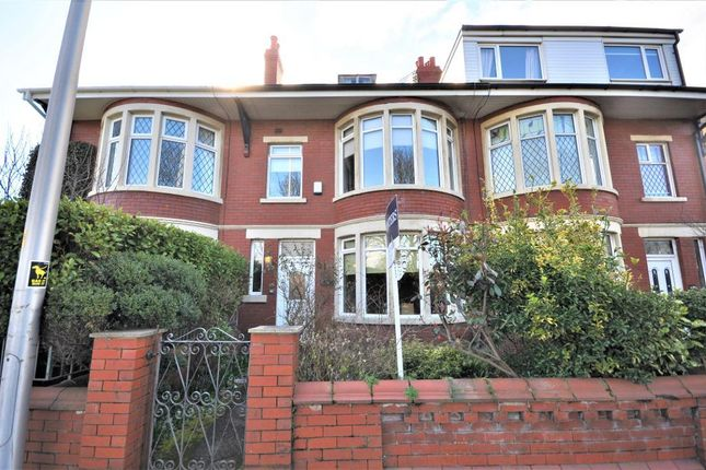 5 bed terraced house for sale in Watson Road, Blackpool, Lancashire