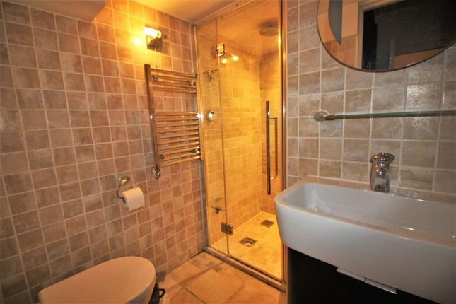 Shower Room of Cleveland Square, London W2