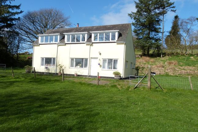 Thumbnail Detached house for sale in Pumpsaint, Llanwrda