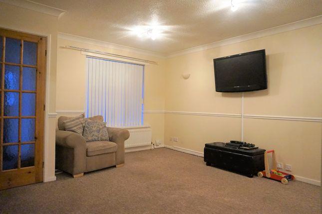 Living Room of St. Simon Street, South Shields NE34