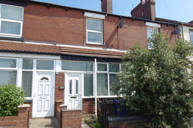 Thumbnail Terraced house to rent in High Street, Shafton