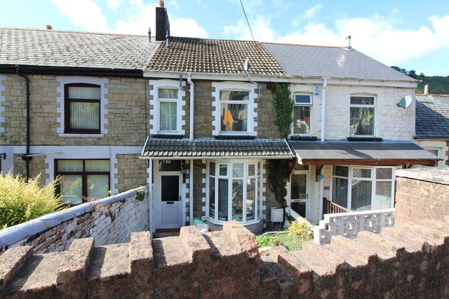 Thumbnail Terraced house for sale in Sudan Terrace, Oak Street, Abertillery