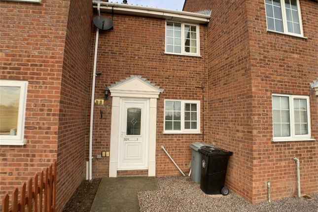 Thumbnail Terraced house to rent in Thackers Way, Deeping St James, Peterborough, Lincolnshire
